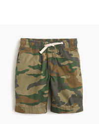 Pantalones cortos verde oliva de J.Crew