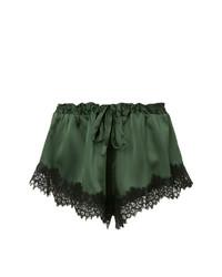 Pantalones Cortos Verde Oscuro de Macgraw