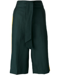 Pantalones Cortos Verde Oscuro de Paul Smith