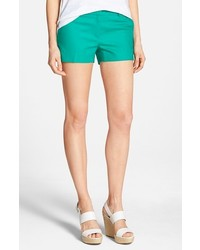 Pantalones cortos verdes de MICHAEL Michael Kors