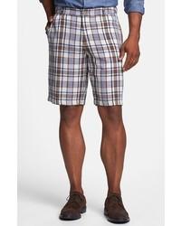 Pantalones cortos violeta claro