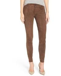 Pantalones de ante
