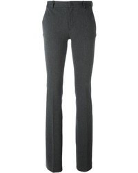 Pantalones de espiguilla en gris oscuro de Joseph