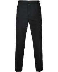 Pantalones de lana negros de GUILD PRIME