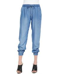 Pantalones de Pijama Azules de Splendid