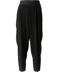 Pantalones de pijama negros de Stella McCartney