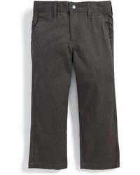 Pantalones en gris oscuro