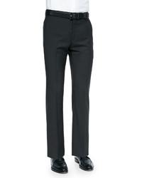 Pantalones en gris oscuro de Giorgio Armani