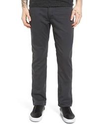 Pantalones en gris oscuro de Vans