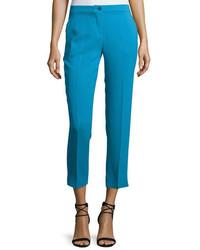 Pantalones en verde azulado de Etro