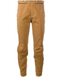 Pantalones marrón claro de Chloé
