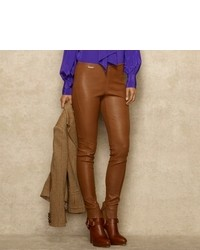 Pantalones marrónes