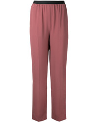 Pantalones marrónes de Maison Margiela