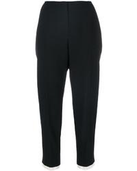 Pantalones negros de Alexander McQueen