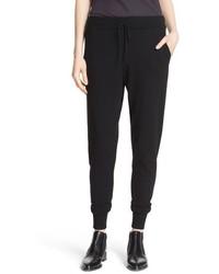 Pantalones negros de DKNY
