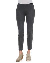 Pantalones pitillo de lana en gris oscuro de Rag & Bone