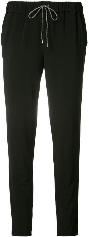 Pantalones pitillo negros de Fabiana Filippi