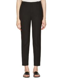 Pantalones pitillo negros de Lanvin