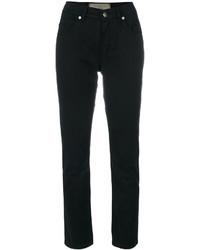 Pantalones pitillo negros de Societe Anonyme