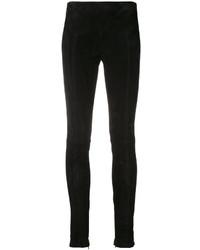 Pantalones pitillo negros de Tom Ford