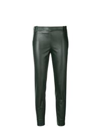 Pantalones pitillo verde oscuro de Kiltie