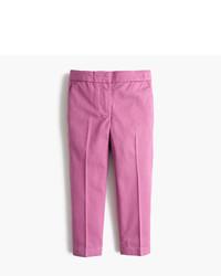 Pantalones rosa de J.Crew