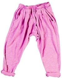 Pantalones rosados