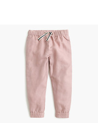Pantalones rosados de J.Crew
