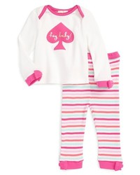 Pantalones rosados de Kate Spade