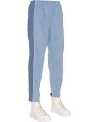 Pantalones vaqueros celestes de Kenzo