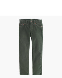 Pantalones verde oliva de J.Crew