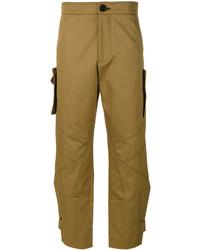 Pantalones verde oliva de Marni
