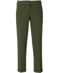 Pantalones verde oliva de MICHAEL Michael Kors