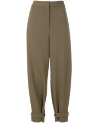 Pantalones verde oliva de Stella McCartney