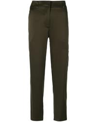 Pantalones verde oliva de Theory