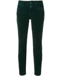 Pantalones Verde Oscuro de Closed
