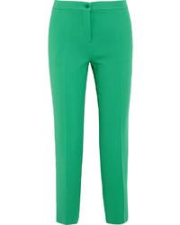 Pantalones verdes de Etro