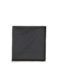 Pañuelo de bolsillo a lunares negro de Original Penguin