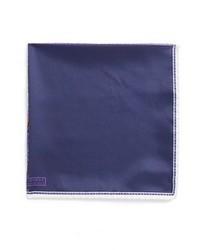 Pañuelo de bolsillo azul marino
