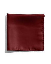 Pañuelo de bolsillo burdeos de Nordstrom