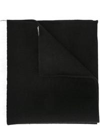 Pañuelo de bolsillo negro de Paul Smith
