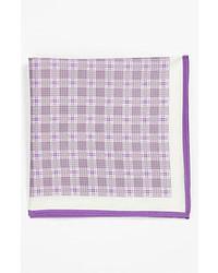 Pañuelo de bolsillo violeta claro