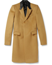 Pardessus moutarde Burberry