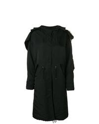 Parka negra de Givenchy