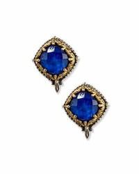 Pendientes azules de Konstantino