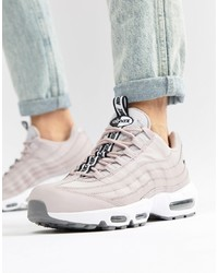 Nike Air Max 95 Se Trainers In Pink Aq4129 600