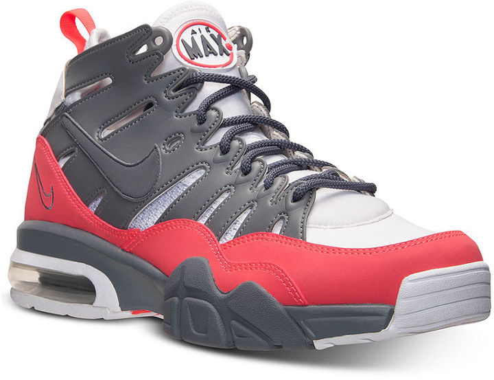 15e3fd3525 ... Pink Athletic Shoes Nike Air Trainer Max 94 Training Sneakers From Finish  Line ...