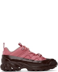 Burberry Pink Arthur Sneakers