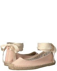 Soludos Ballet Tie Up Shoes