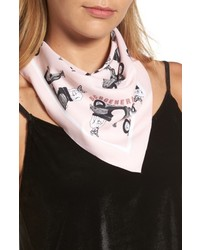 BCBGMAXAZRIA Bcbg Boston Terrier Bandana